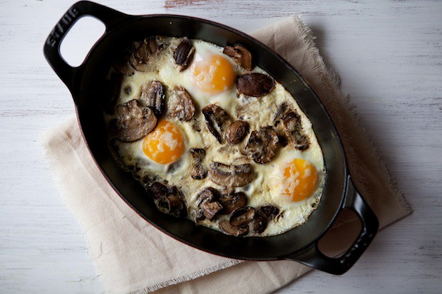 Baked Eggs from Food52