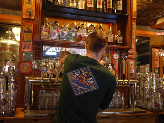 月, 2013-10-14 13:36 - The Pike Brewing Co