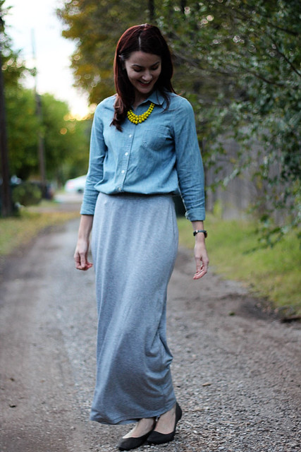 gray-maxi-and-chambray-2