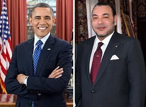 Obama-et-Mohammed-VI
