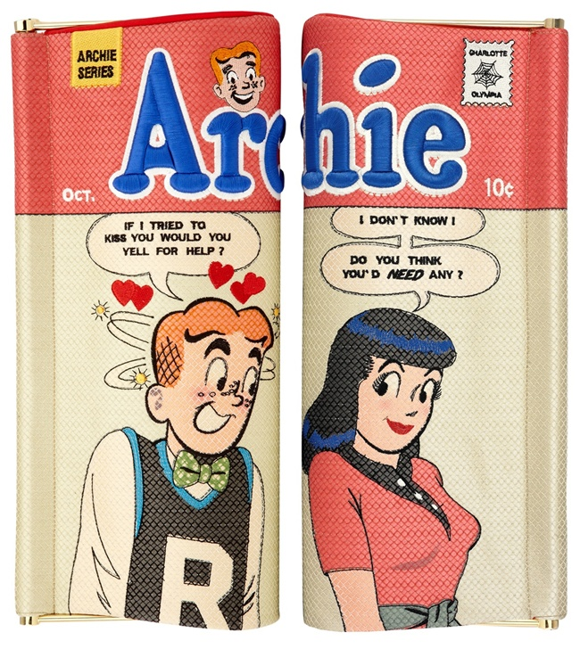 2 Archie Clutch Comic Bag