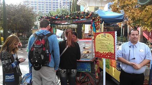 Viva Navidad Mexican Dessert Cart