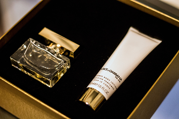Christmas Gift Guide: Fragrance Dolce and Gabbana