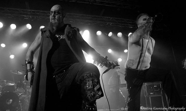 Turmion Kätilöt @ Kulttuuriareena 44 (Kuopio) 16.11.2013