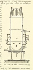 """British Library digitised image from page 467 of """"Economic Mining. A practical handbook for the miner, the metallurgist, and the merchant"""""""
