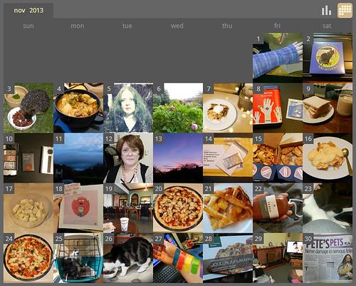 My ShutterCal - November 2013