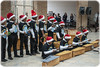Dunaire Elementary Dynamic Dolphins Xylophone Ensemble at Fernbank's Winter Wonderland