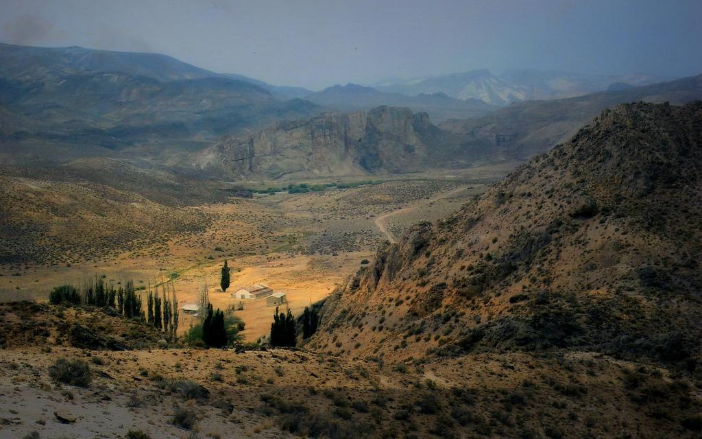 11. Rancho aislado en Chubut, Argentina. Autor, Rodoluca88