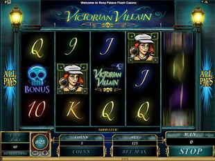 Victorian Villain Slot Machine
