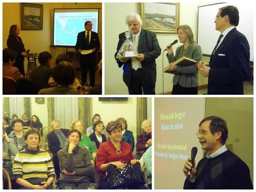 Embamex Hungría conferencia