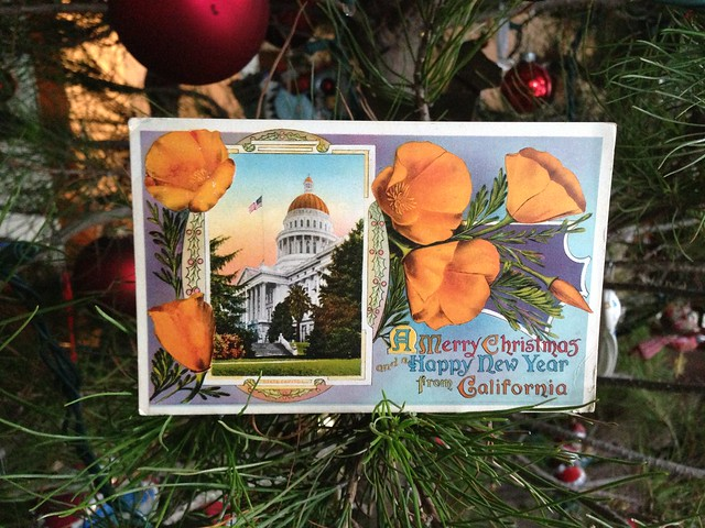 merry california christmas