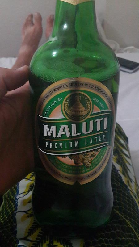 Lesotho's National beer