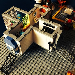 Lego Research Facility