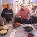 Peter explains how to carve a turducken. by tvancort