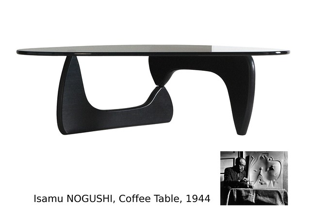 05. NOGUSHI Isamu, Coffee Table, 1944