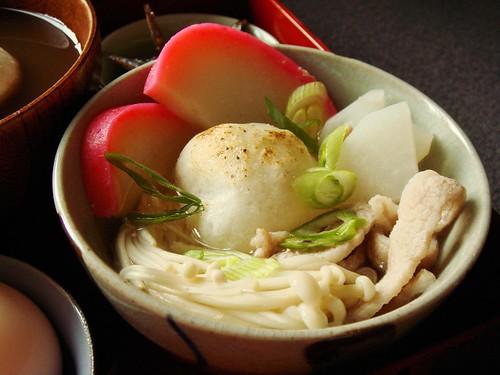Japanese New Year: Ozoni