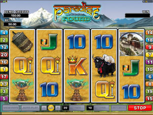 Paradise Found Slot Machine