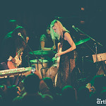 Warpaint // Union Pool photographed by Chad Kamenshine