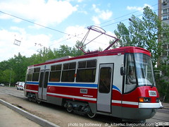 Moscow tram LT-5 1004_20030519_2