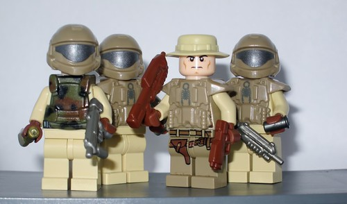 Lego Halo + Join Group