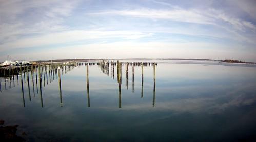 Flat Calm Feb 1, 2014 by MLBaron westislandweather.com