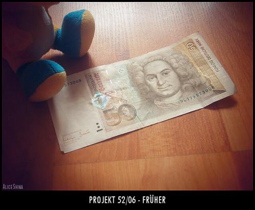 Projekt 52/06 - Früher