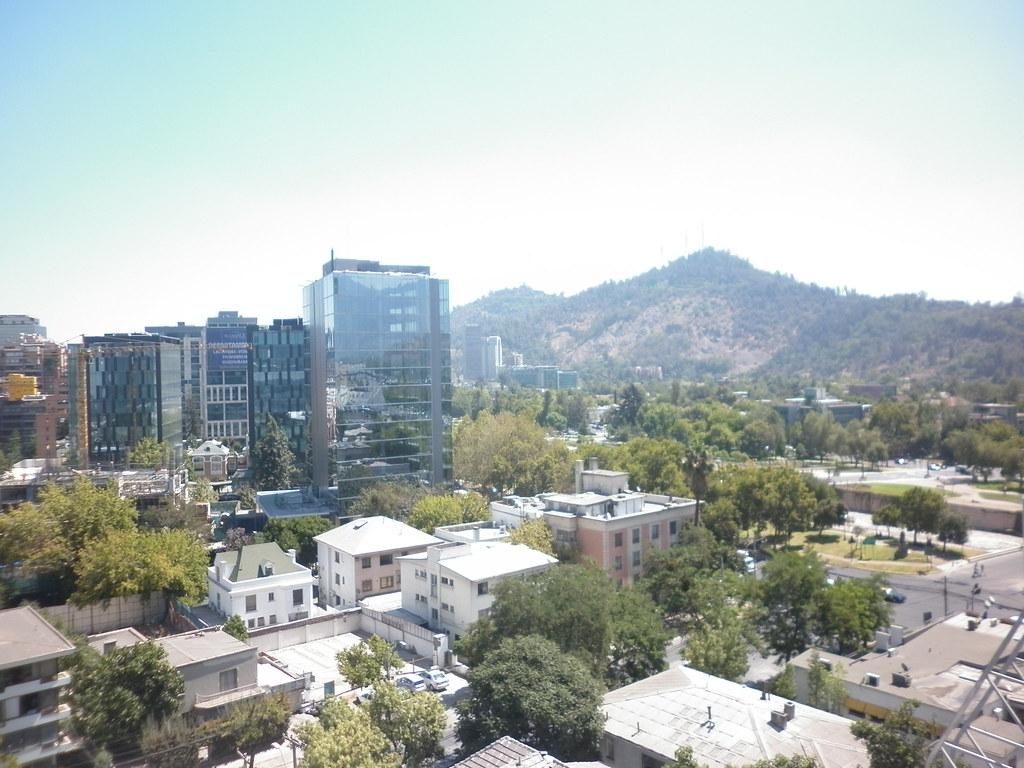 Vista Desde Terraza Mall Costanera Center Juan José