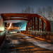 Red Bridge Floodlight by David Arbogast