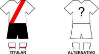 Uniforme Selección de Capitán Meza de Fútbol
