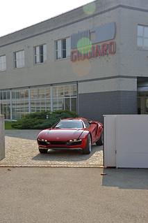 Italdesign.Giugiaro Parcour, @Geneva 2013
