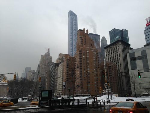Columbus Circle, NYC. Nueva York