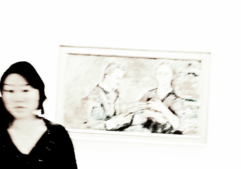 Woman and Couple, MoMA
