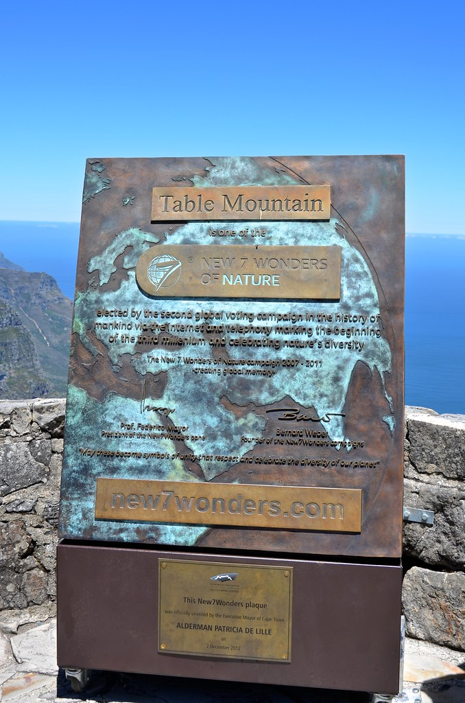 Table Mountain Cape Town Necessary Indulgences