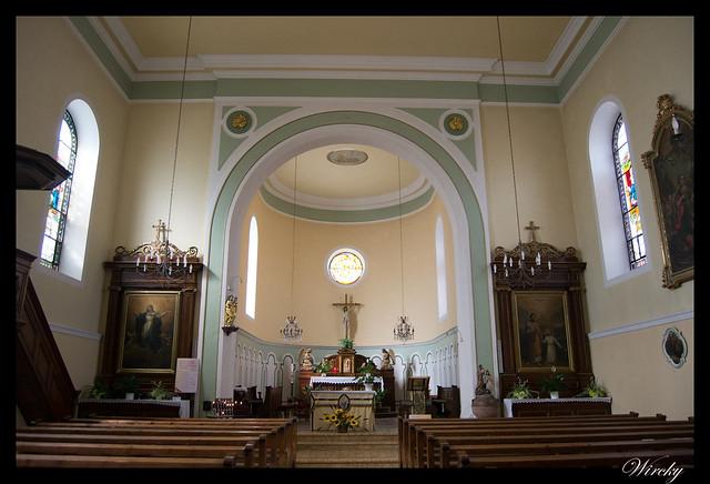Altar Iglesia Notre Dame