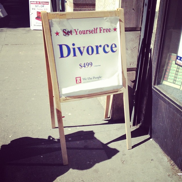 sell home during divorce