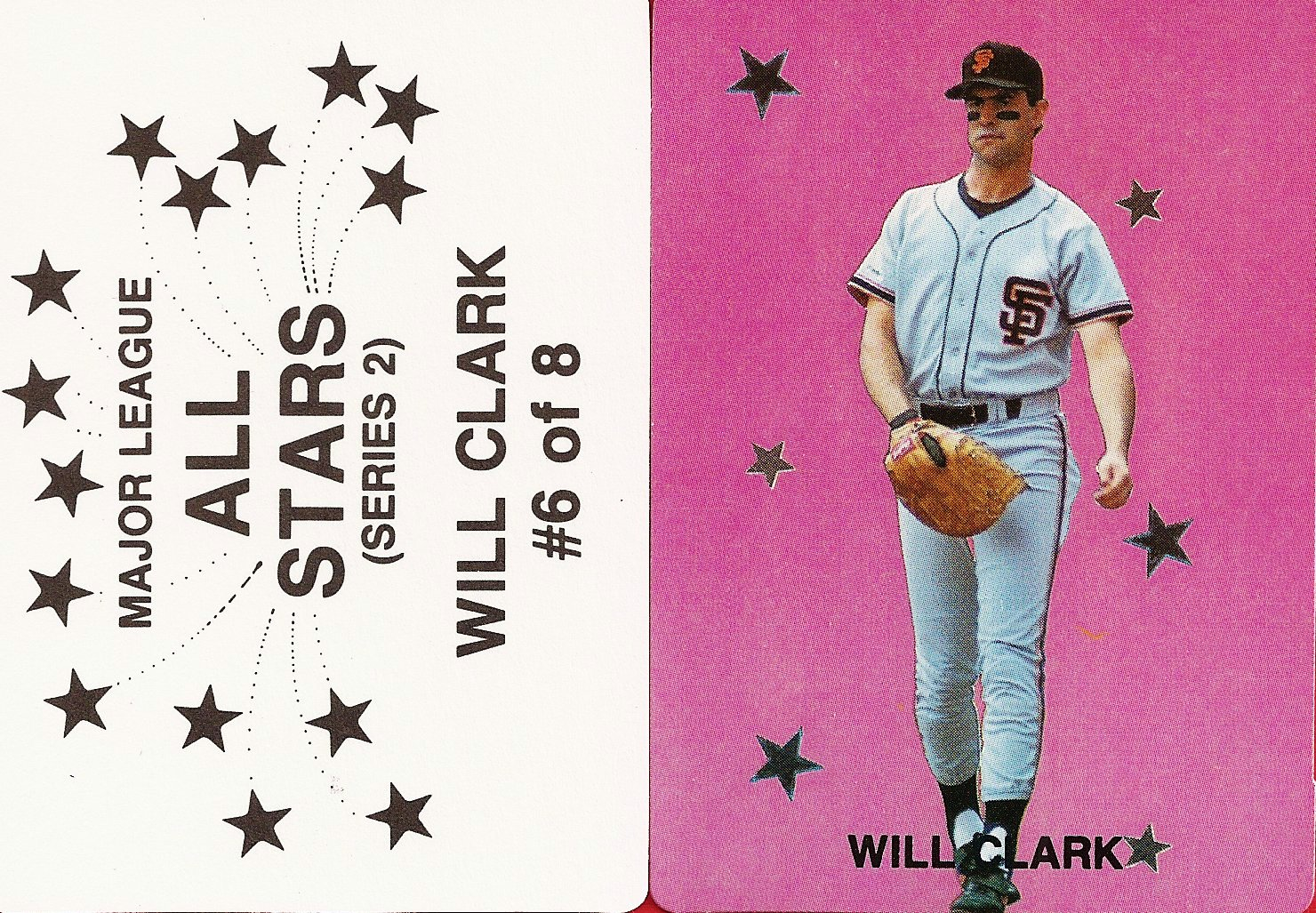 1989 Major League All-Stars Series 2