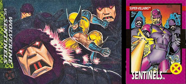 Xmen-Sentinels-trading-cards