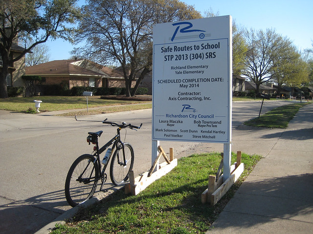 Safe Routes To School In Richardson