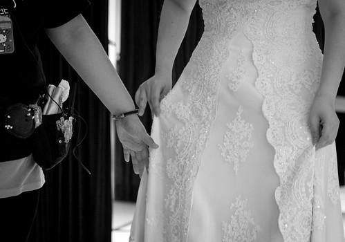 豐腴女孩也能挑到漂亮婚紗15