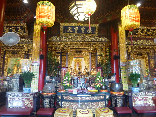 Taiwan-Taipei-Temple-Bao-an (38)