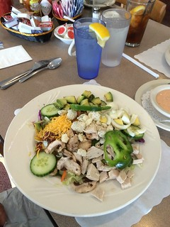 COBB SALAD GOODIES DINER LOS GATOS CA