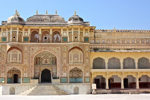 Palace in the Amber Fort