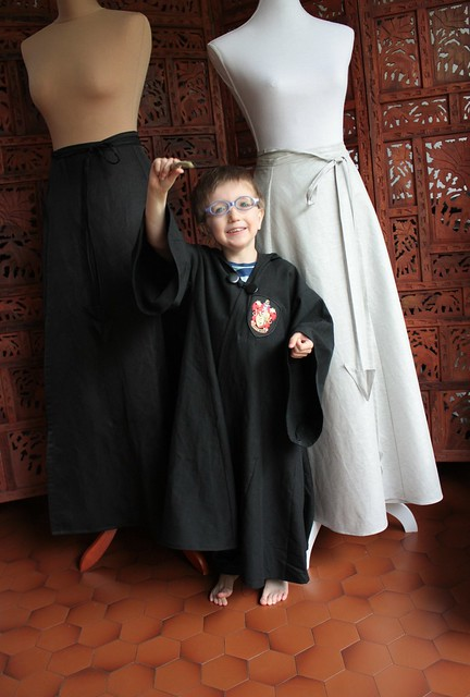 Cape Harry Potter, 4 ans