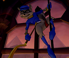 The Sly Cooper Collection for PS Vita