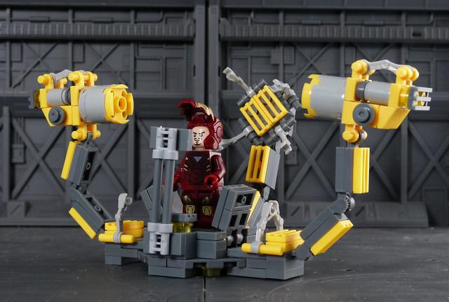 鋼鐵人格納庫