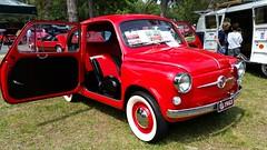 compact car(0.0), automobile(1.0), vehicle(1.0), fiat 600(1.0), subcompact car(1.0), city car(1.0), zastava 750(1.0), antique car(1.0), vintage car(1.0), land vehicle(1.0),