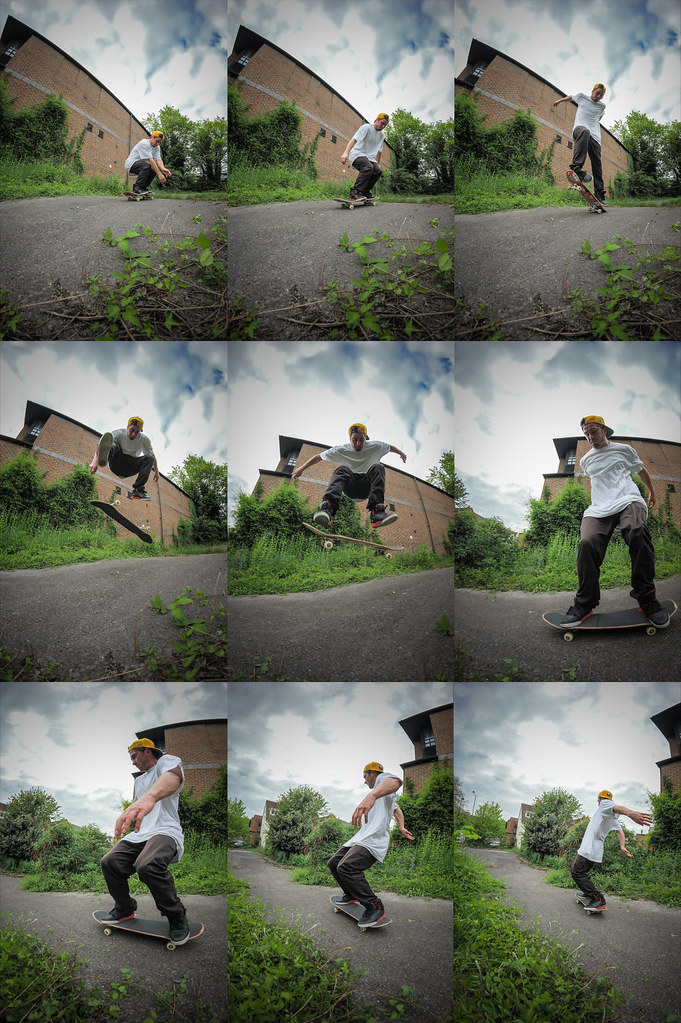 Tomas Foltin - Heelflip - High Wycombe