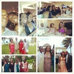 More #magical #moments at #ShernetKalonjiHarris #wedding #2014