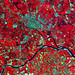 Po Valley, Italy by europeanspaceagency