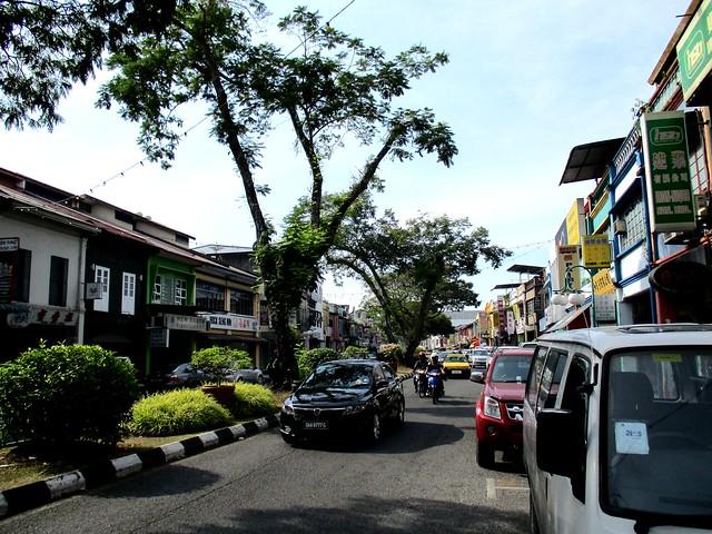 Jalan Padungan Kuching